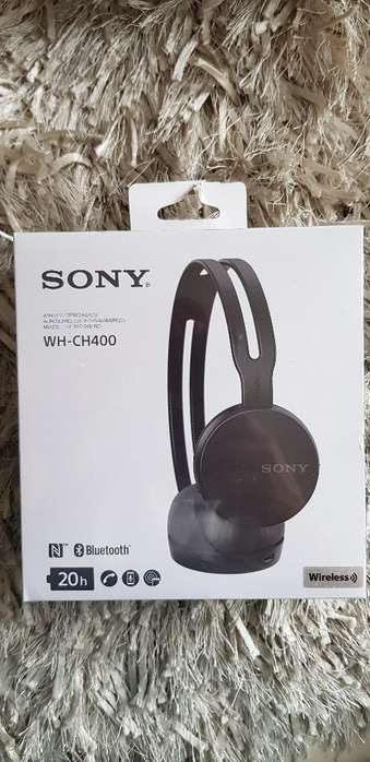 1 Audifono Inalambrico Sony