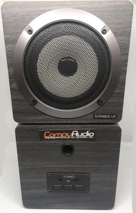 Speakers inalambricos Bluetooth tipo pesado Par X2