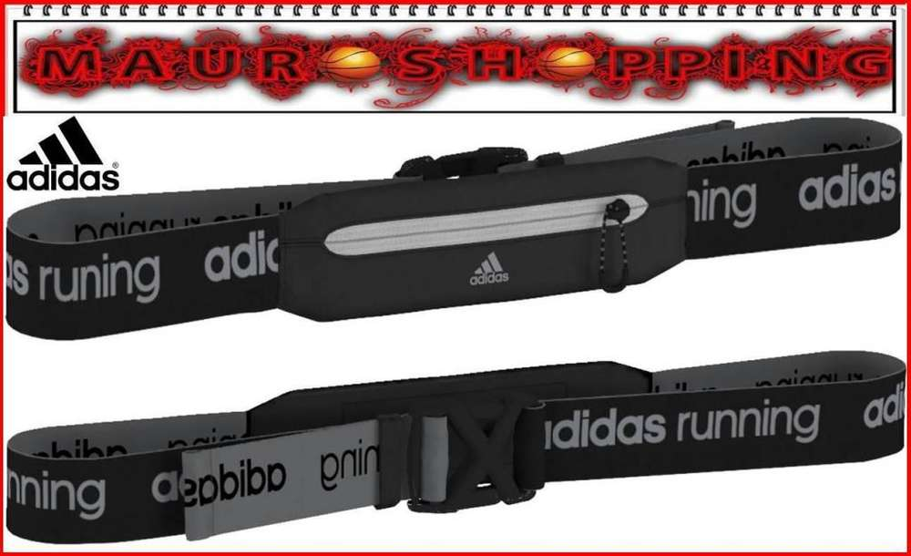 Canguro Cinturon Adidas.