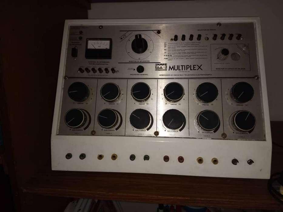 Generador de Ondas Multiplex Meditea