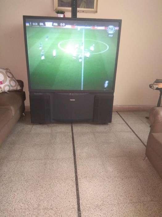 Vendo Televisor de Retroproyección 50 pulgadas.Ref tz50v61, Barato