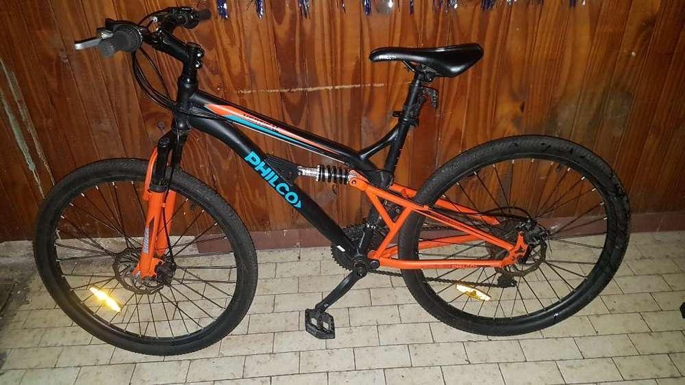 Bicicleta Philco Mtb R26
