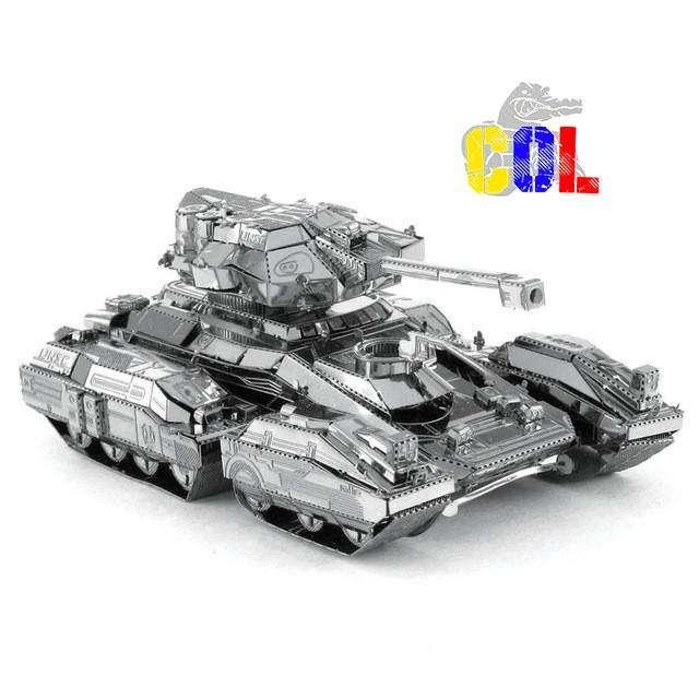 Rompecabezas metalicos 3D [COL]