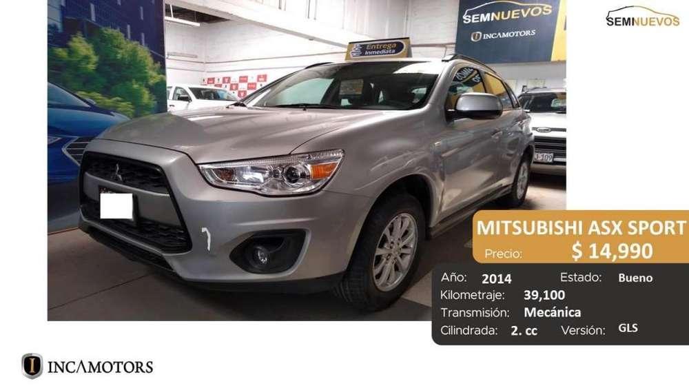 Mitsubishi ASX 2014 - 39000 km