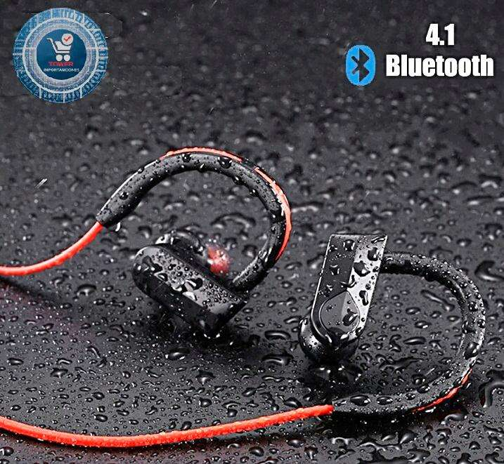 AURICULARES DEPORTIVOS IMPERMEABLES