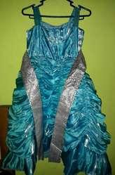 Remato Vestido de Frozen Talla 8