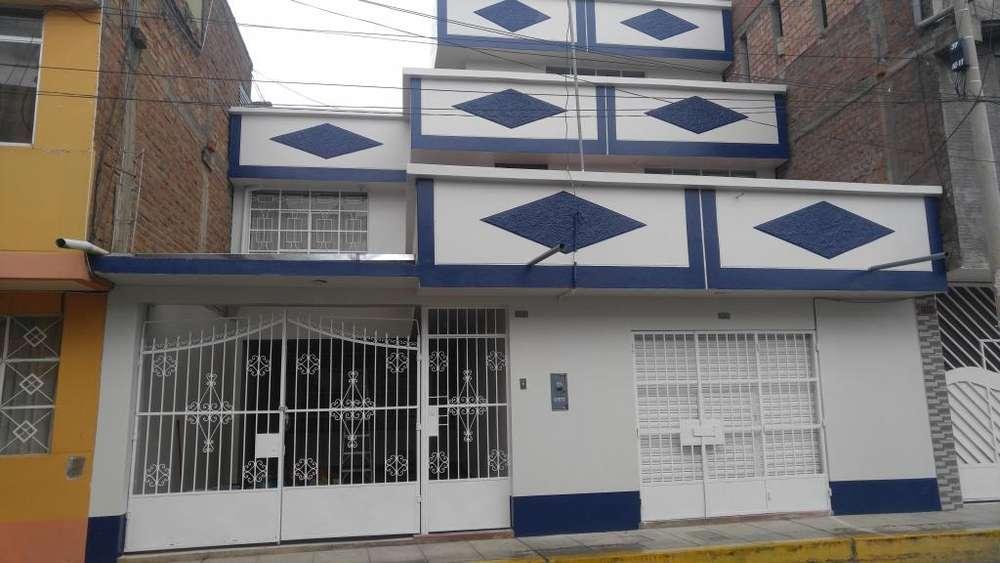 VENTA DE CASA EN OCASIÓN - EL TAMBO - HUANCAYO
