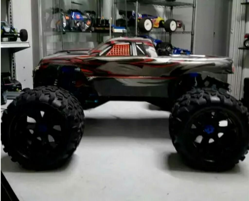 Traxxas Redcat Exceed Hpi Carros Control