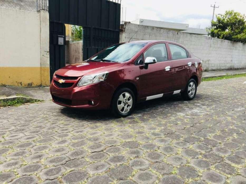 Chevrolet Sail 2014 - 91000 km