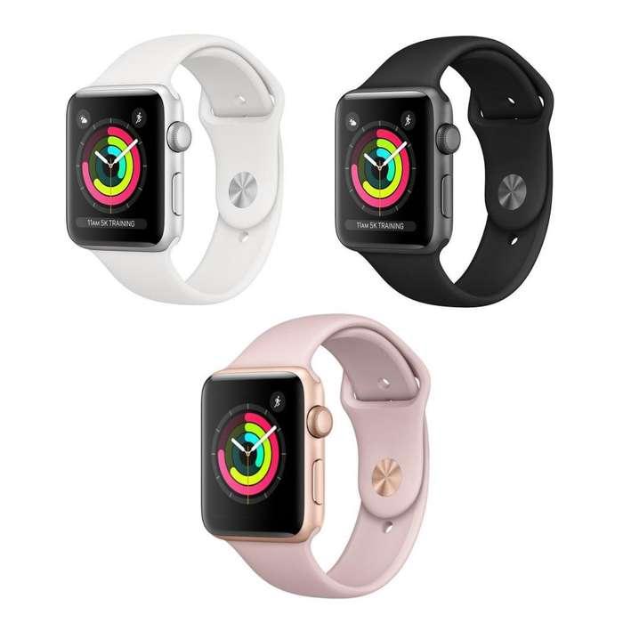Apple Watch Series 3 42mm *Nuevos Caja Sellada*