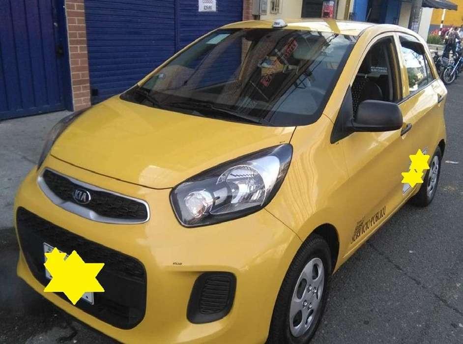 Vendo Taxi Picanto Ion 1250 Excelente estado