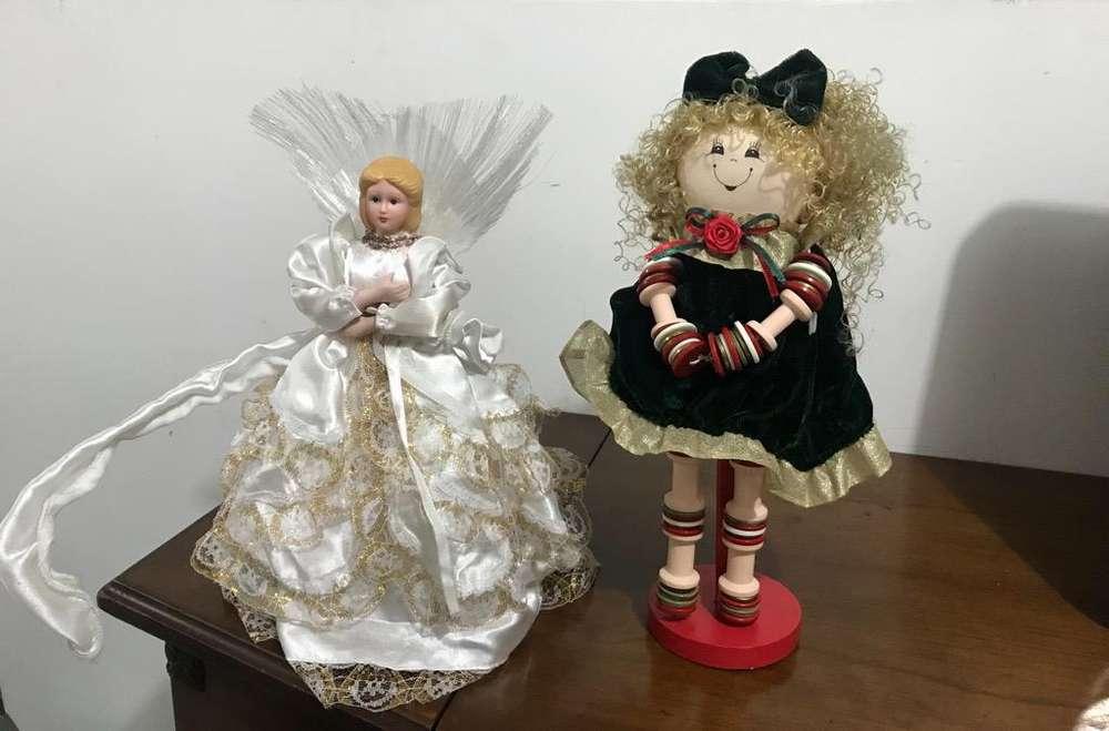 Muñecas Navideñas