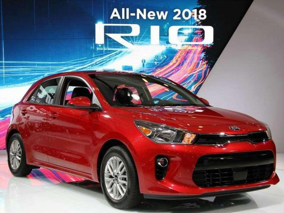 Kia Rio 2019 - 0 km
