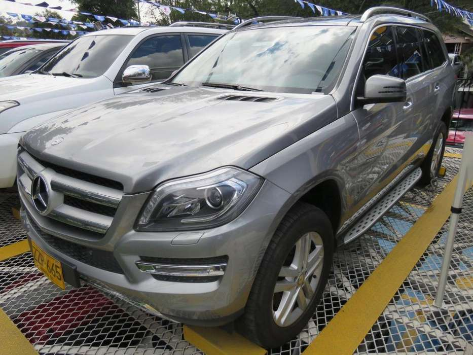 <strong>mercedes-benz</strong> Clase GL 2015 - 30223 km