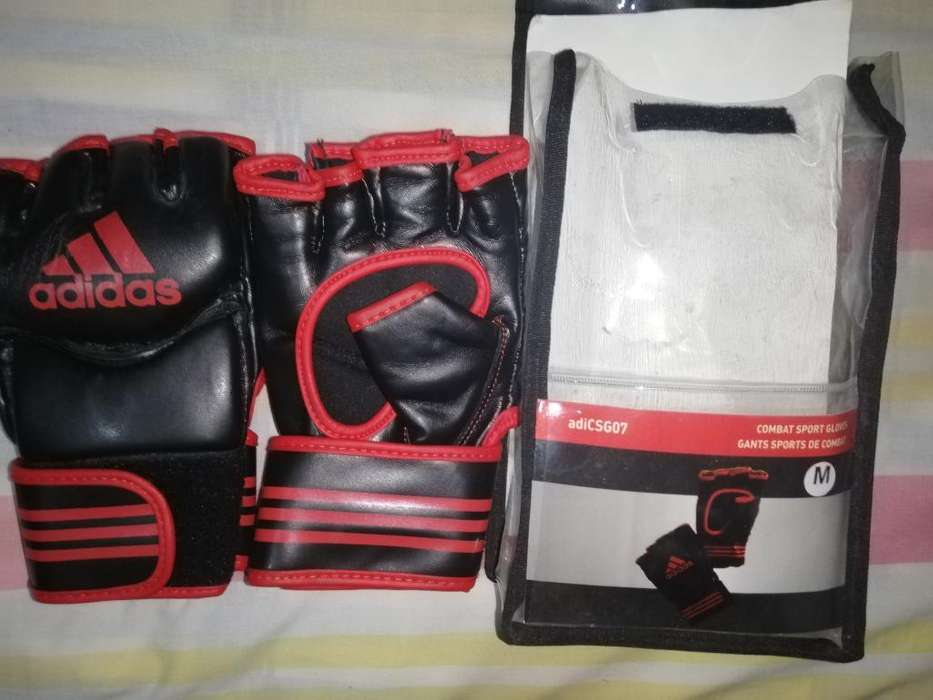 Guantes Mma - <strong>adidas</strong>