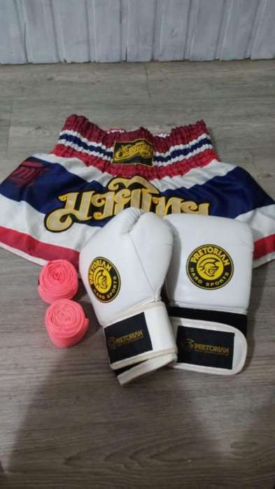 Kit Boxeo muay thai kickboxing