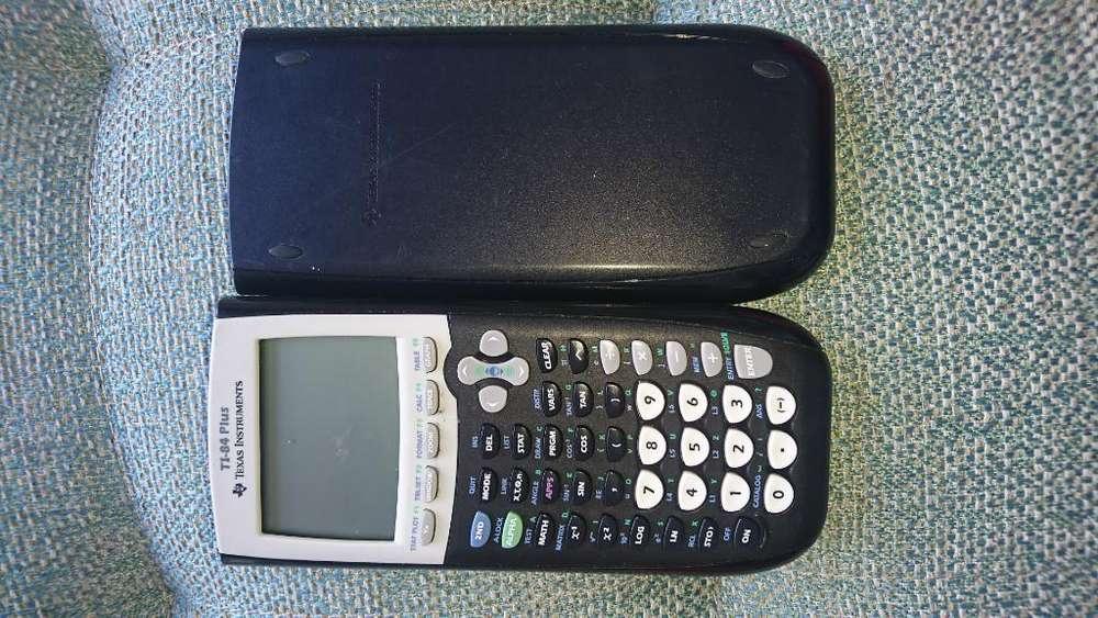 <strong>calculadora</strong> Ti-84 Plus Texas