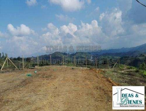Lote Venta San Vicente de Ferrer Sector Porvenir: Código 654189