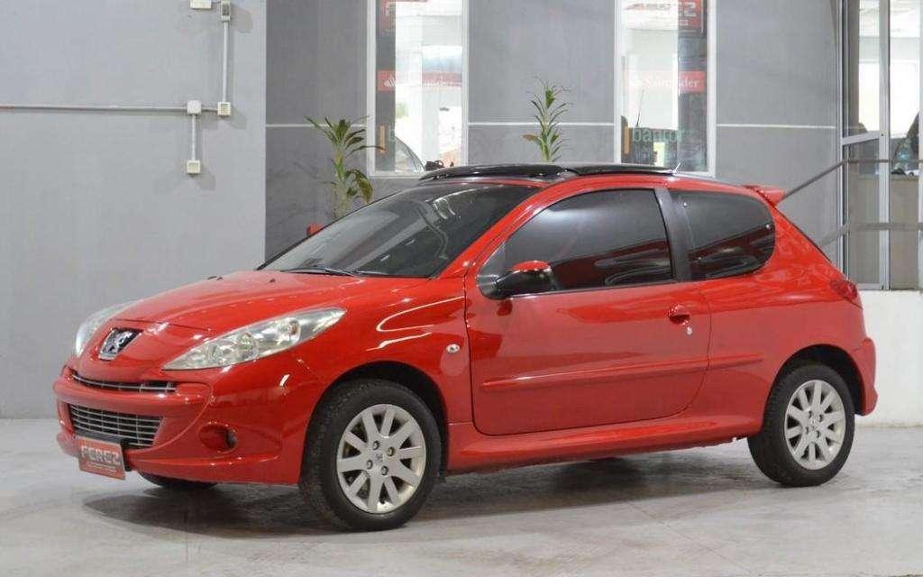 Peugeot 207 compact xrt 1.6 nafta 2011 3 puertas IMPERDIBLE!