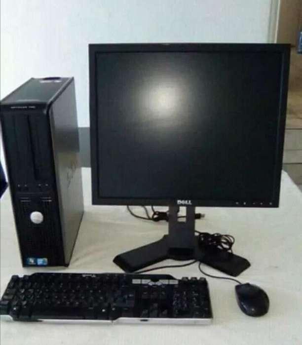 Computadora Dell Pro