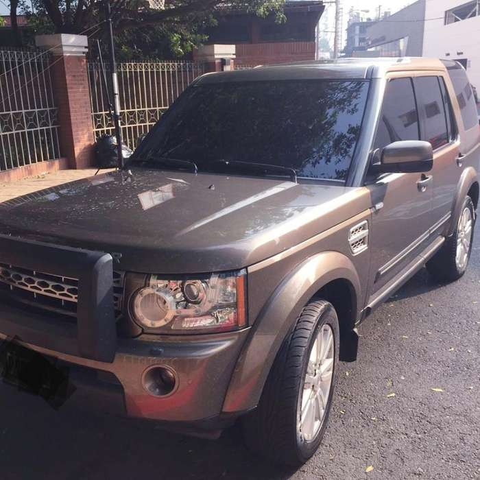 Land Rover Discovery 2011 - 158000 km