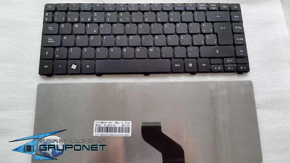 Teclado Laptop Acer 4741 4741g 4741z 4741zg Nuevo En Español