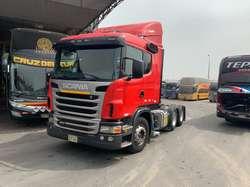 Scania G420 6X4 Año 2010