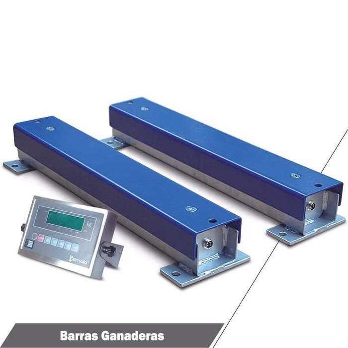 Barras Para Pesar <strong>ganado</strong>.