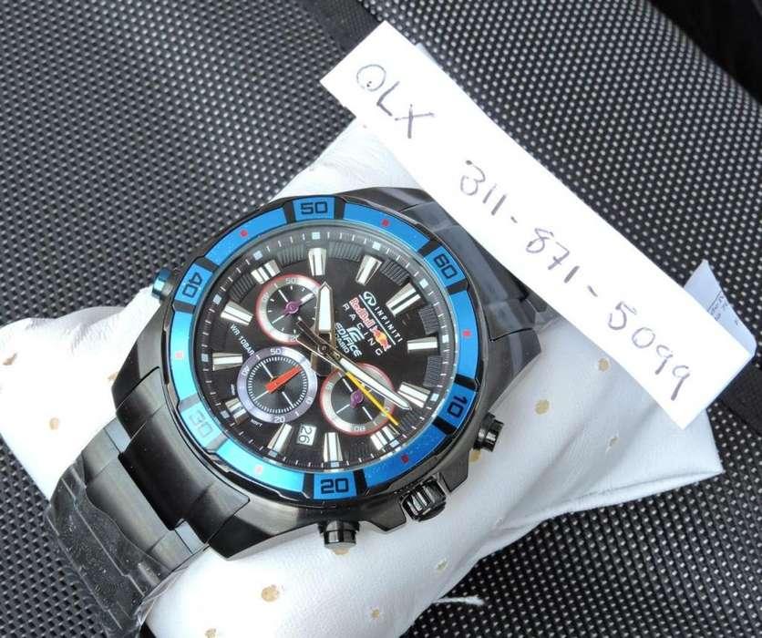 e46cf9491e55 Reloj Casio Edifice  strong redbull  strong  efr 534 ...
