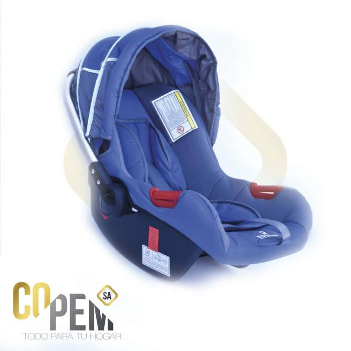 Asiento De Bebe Para Automóvil Con Modulo De Seguridad