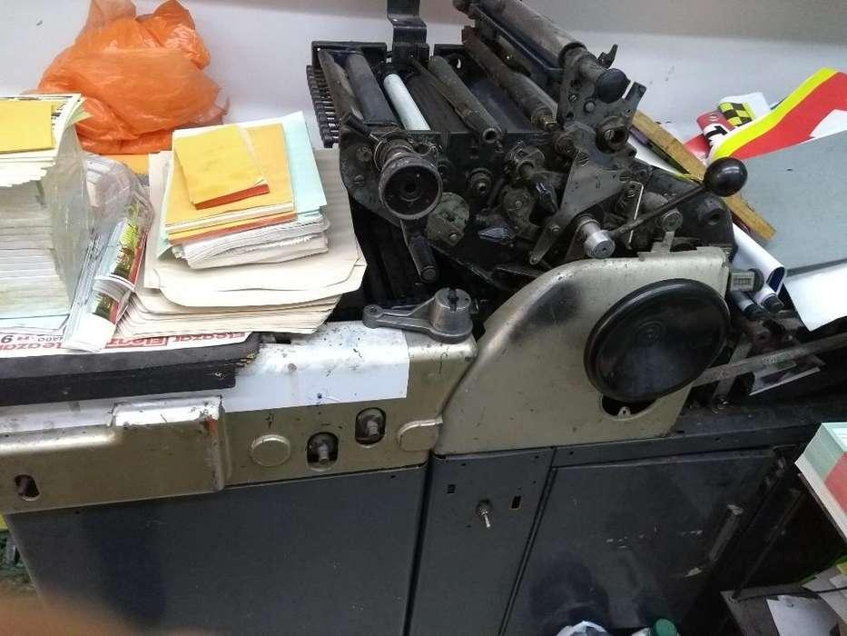 Maquinas Litografia