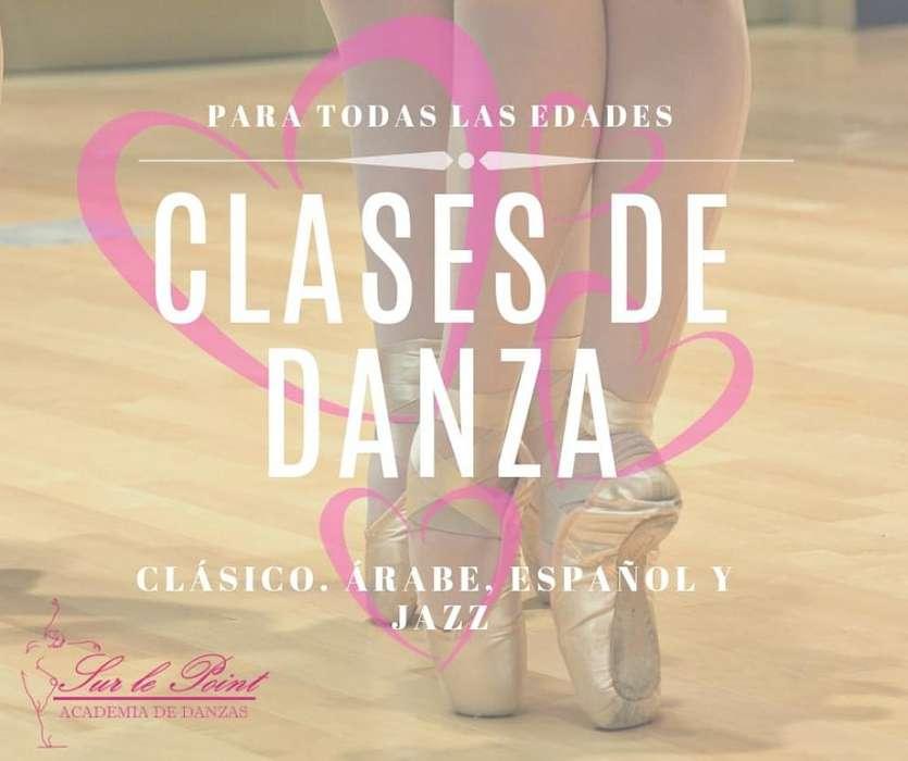 Clases de Danzas
