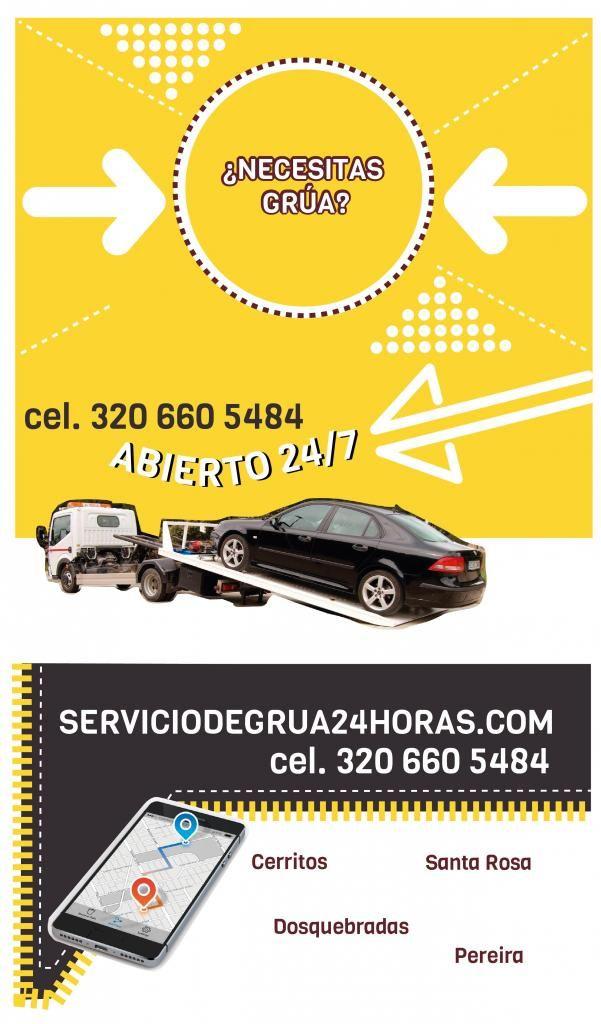 320.660.5484 Servicio de Grua Pereira Gruas Pereira servicio de grua 24 horas Pereira Grua Automovil