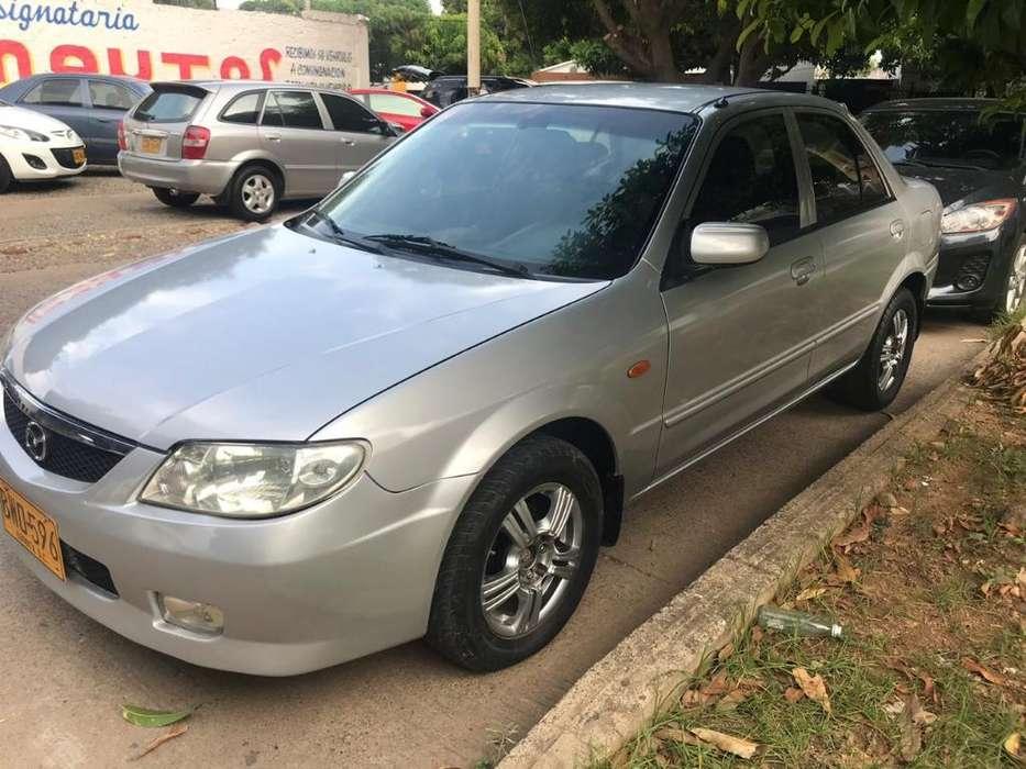 Mazda Allegro 2007 - 123500 km