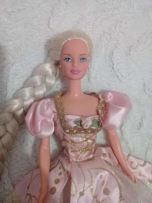 Muñeca Marca Barbie rapuncel