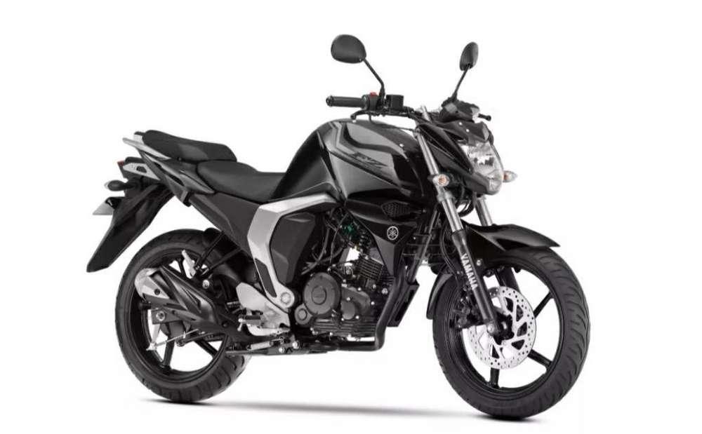 Moto <strong>yamaha</strong> Fz F16 Inyección 201)
