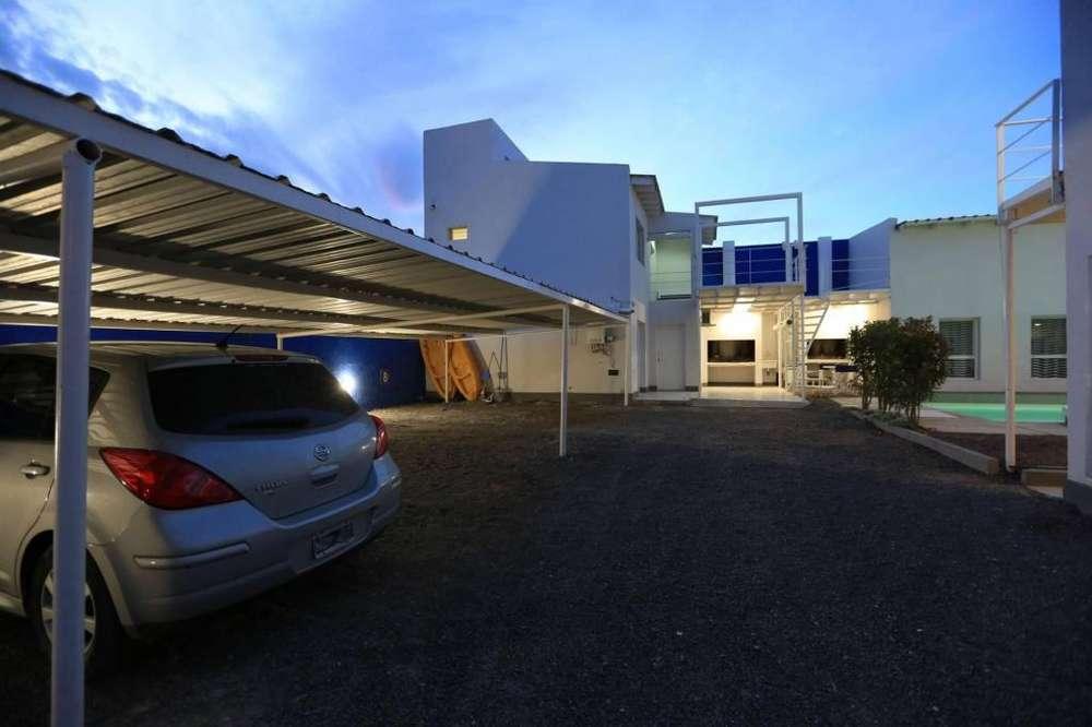 eh23 - Departamento para 2 a 6 personas con pileta y cochera en Las Grutas