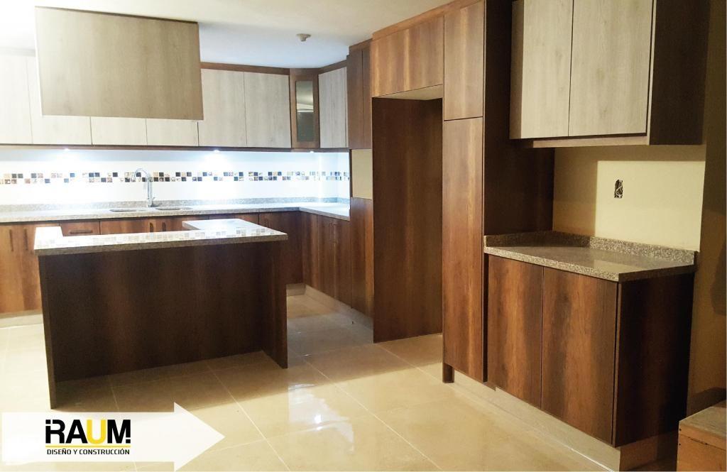 Muebles Modulares para cocina - Quito