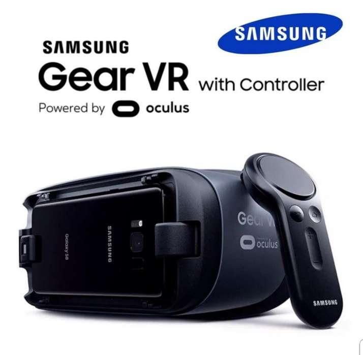 Gear Vr con Control Marca Samsung