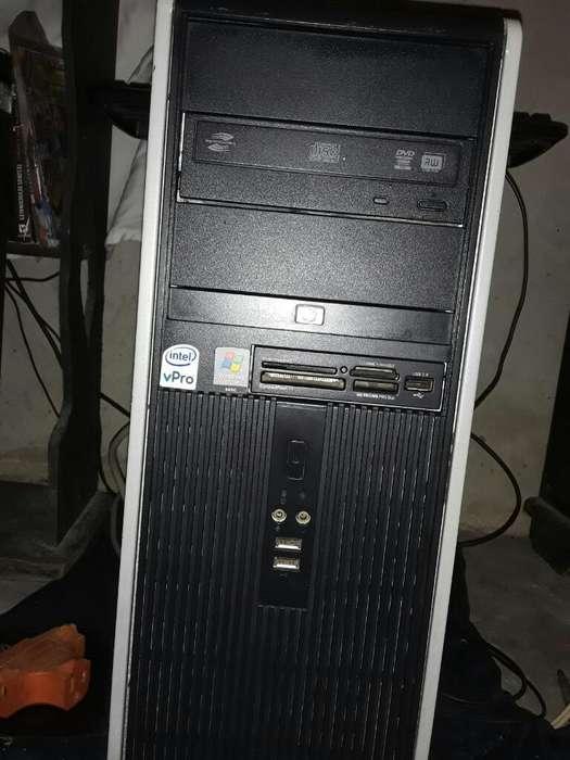 Cambio Pc Hp Dc-7800 por Portatil.