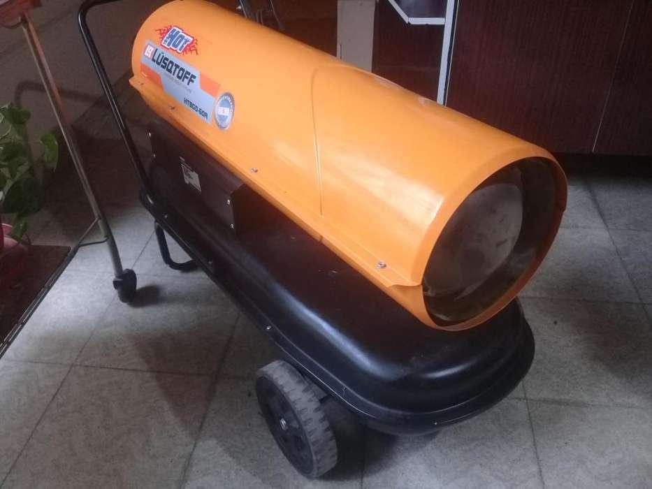 Alquiler cañon calefactor de 53000 calorias