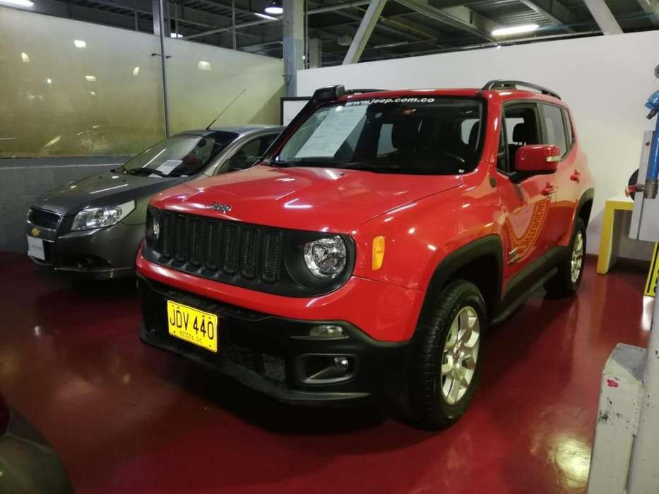 <strong>jeep</strong> Renegade 2017 - 35453 km
