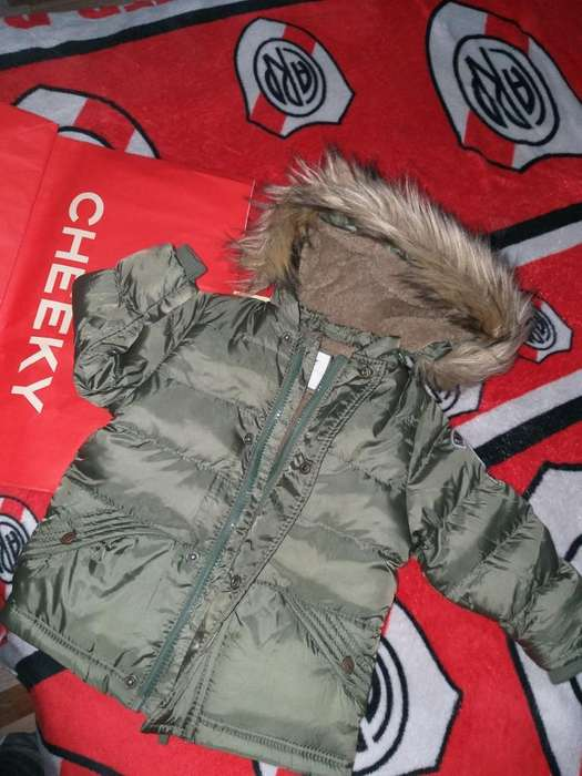 Campera Chekky Talle 12 a 18 Meses