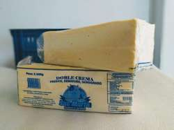 queso doble crema, campesino y costeño