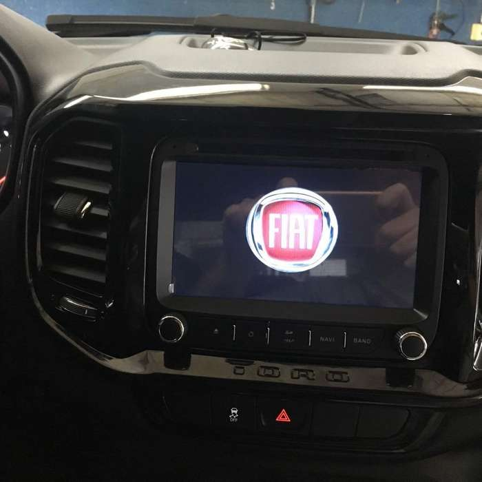 <strong>fiat</strong> TORO Estereo CENTRAL MULTIMEDIA STEREO PANTALLA Gps Android Bluetooth