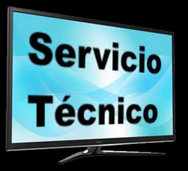 Domicilio de Reparación de Tv