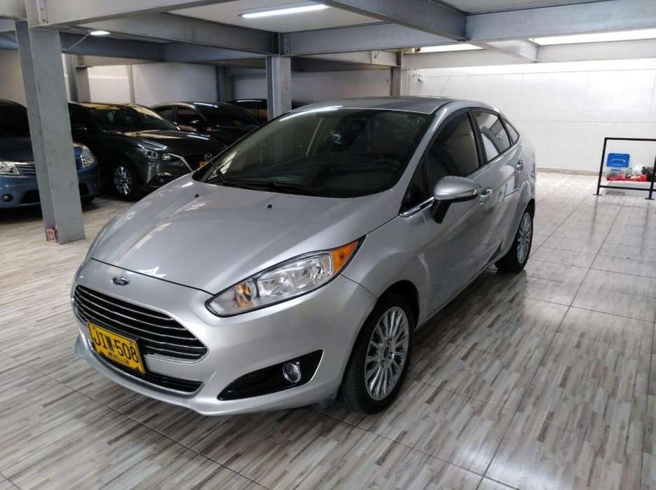 <strong>ford</strong> Fiesta  2016 - 19000 km