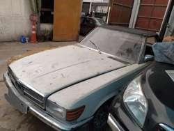 Mercedes Benz 380 Sl W107 de 1982 Vendo