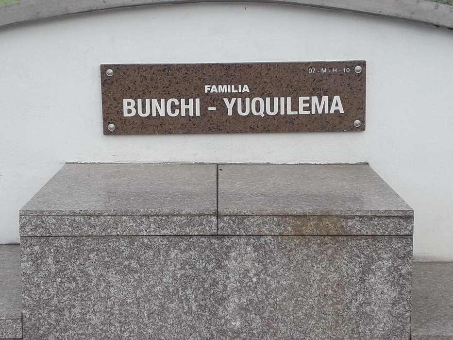 Venta de Un Mausoleo Canpo Santa Rosa