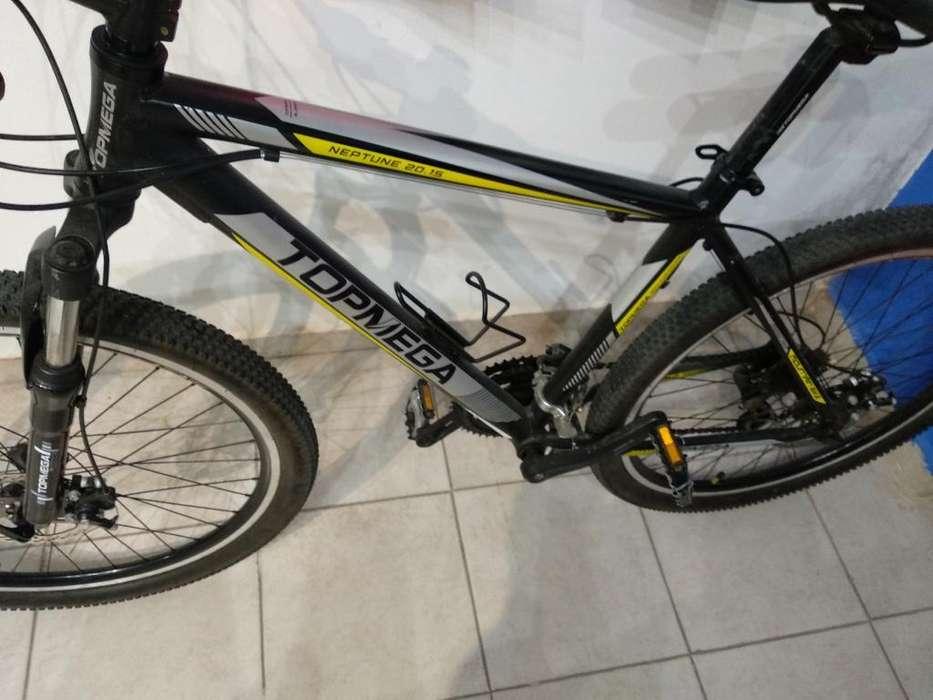 Vendo Bicicleta Topmega Rodado 26